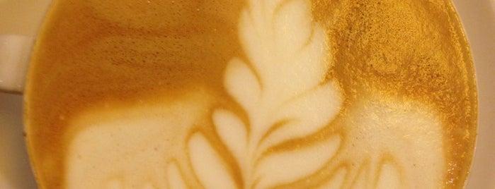 Starbucks is one of my favorites.
