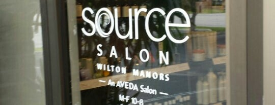 Source Salon is one of 주변장소5.