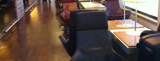 Eurostar Business Premier Lounge is one of Z. UK by ©Jalil.