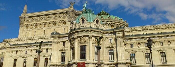 Boulevard des Capucines is one of Paris.