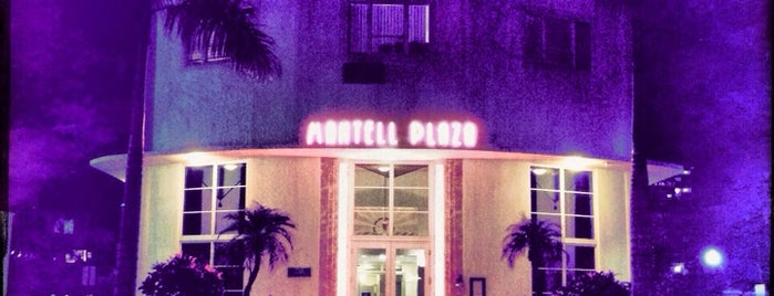 Mantell Plaza is one of Beach Hotels in Miami Beach.