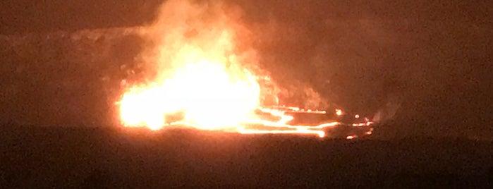 Hawaiian Volcano Observatory is one of Enjoy the Big Island like a local.