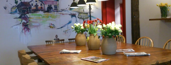 Omelegg - De Pijp is one of The 15 Best Cozy Places in Amsterdam.