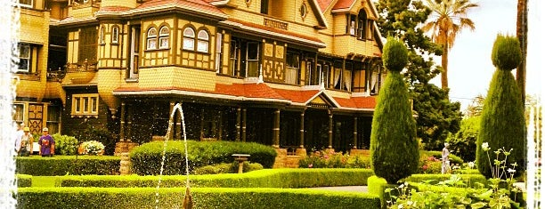 Winchester Mystery House is one of San Francisco - May 2017.