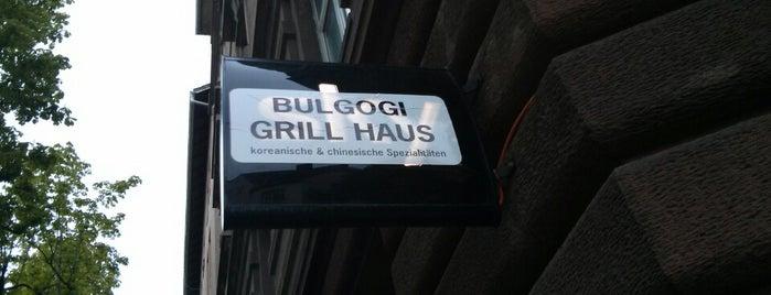 Bulgogi is one of Stuttgart To Do.