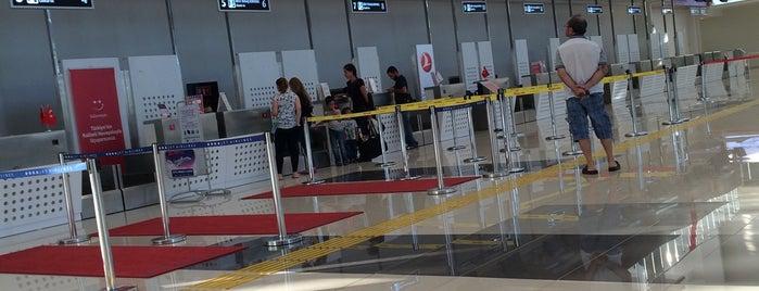 Balıkesir Koca Seyit Havalimanı (EDO) is one of Havalimanları.