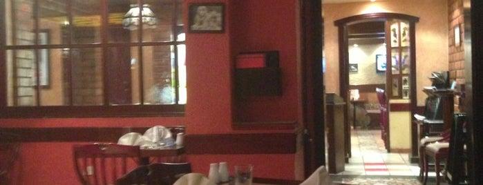 Houston's Restaurant is one of Amman.