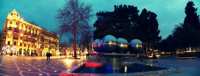 Баку is one of Baku, AZ.