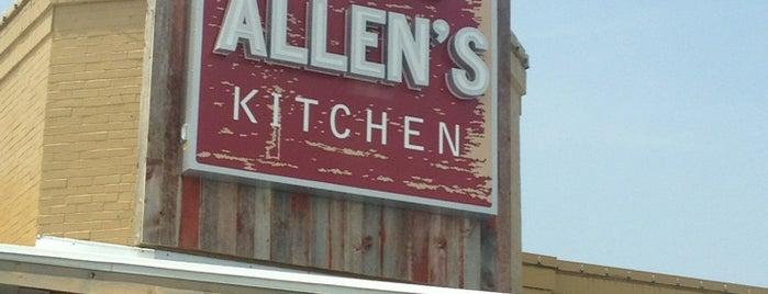 Jack Allen's Kitchen is one of Texas Trip.