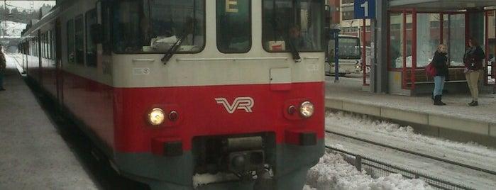 VR E-juna is one of SÄILIÖ.