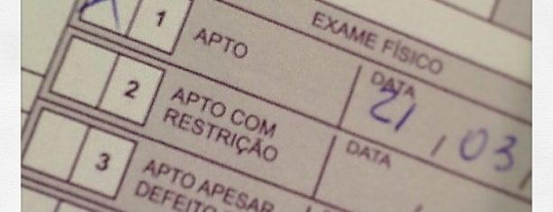 DETRAN - CIRETRAN is one of Porto União/SC.