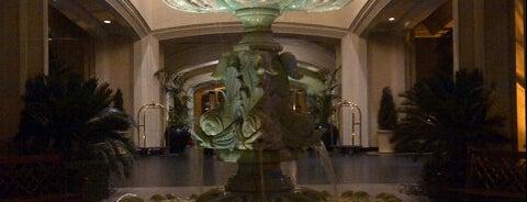 Four Seasons Hotel Las Vegas is one of Las Vegas extended.