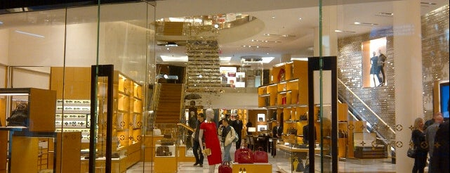 Louis Vuitton Las Vegas CityCenter is one of Las Vegas Racked 38.