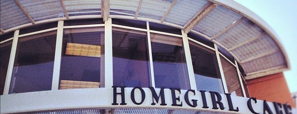 Homeboy Industries is one of Los Angeles.