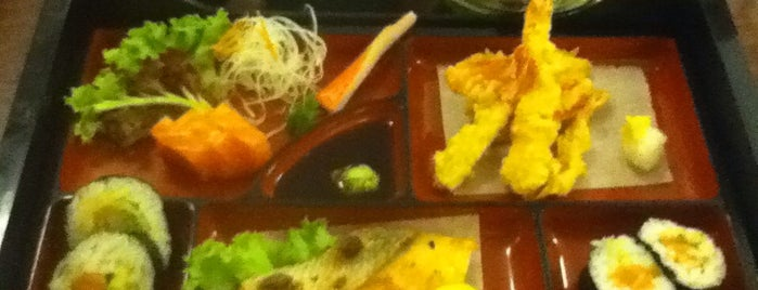 Sushi Sei is one of Badge ¤ Bento.