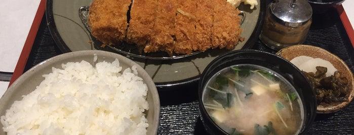 とんかつ良 is one of 地元で行く場所(流山市).