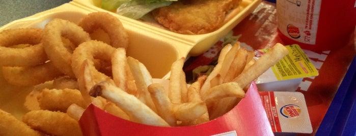 Burger King is one of Temmuz 7 2017.