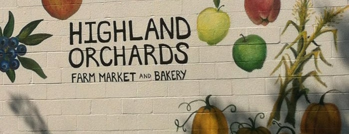 Highland Orchards is one of Philthy.