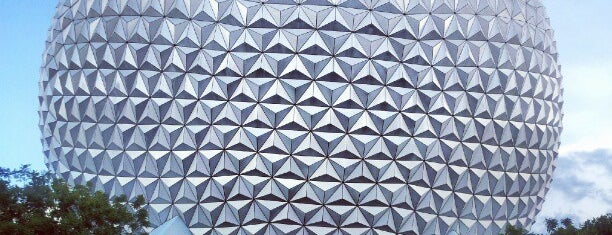 Spaceship Earth is one of Dan's Places.