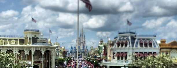 Main Street, U.S.A. is one of Bill.