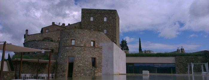 Castello di Velona - Tuscan Resort & SPA is one of 2018_daprovare.