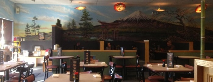 Mt Fuji is one of Top 10 dinner spots in Fort Collins, CO.
