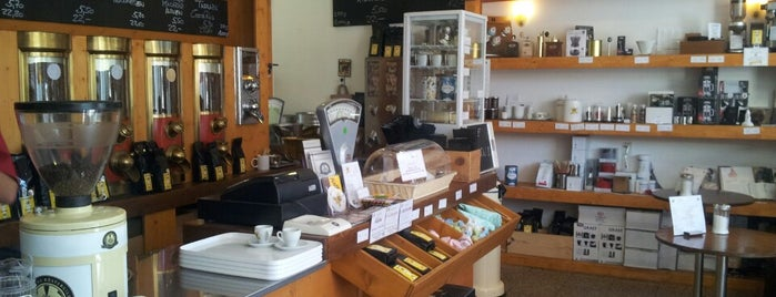 Rösterei Rosendahl is one of #ThirdWaveWichteln Coffee Places.