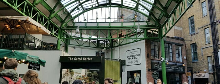 Borough Market is one of Travel Guide to London.