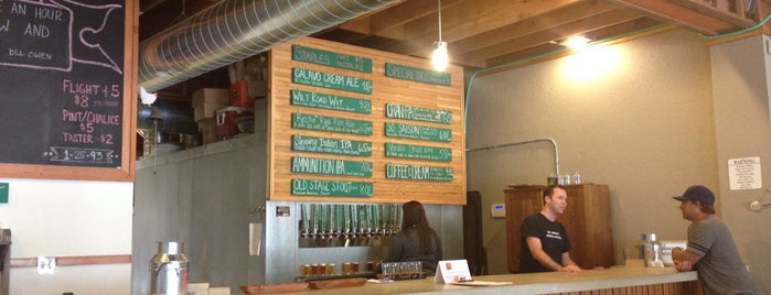 Fallbrook Brewing Company is one of Breweries - Southern CA.