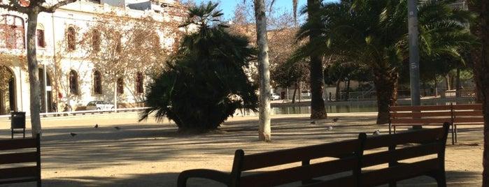 Xiringuito Aigua is one of Terrazas Barcelona.