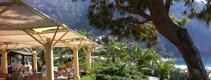 Marina Restaurant / Liberty Hotels Lykia is one of Fethiye, Turkey.