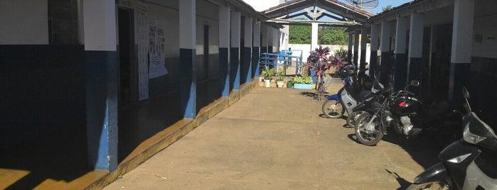 Escola Municipal Profª. Luzia Tavares is one of Educação em Paraíso do Tocantins.