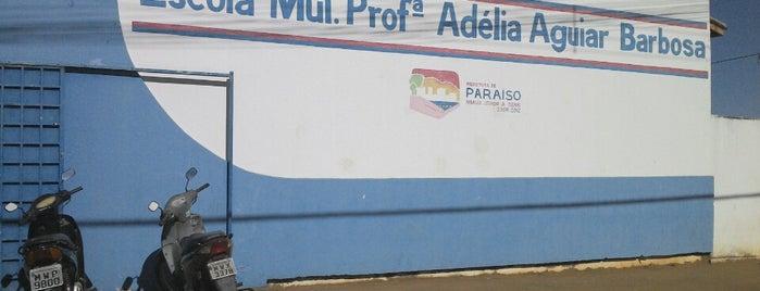 Educação em Paraíso do Tocantins