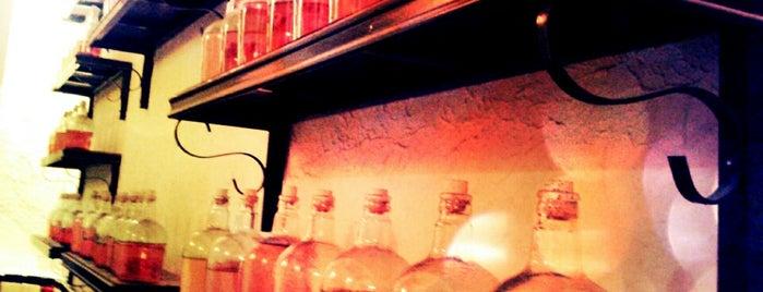 Pócimas Legítimo Bar Galería is one of Bares, cantinas, cervecerías, micheladas..