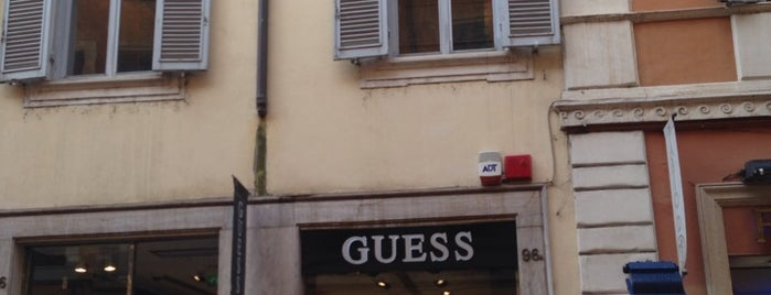 Guess is one of Rome.