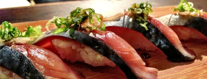 Akiko's Restaurant & Sushi Bar is one of SF: To Eat.