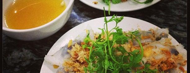Bánh Cuốn Thanh Vân is one of ăn uống Hn.