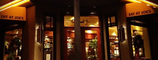 Original Joe's is one of The 38 Essential SF Restaurants, Winter 2017.