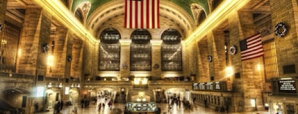 Grand Central Terminal is one of Sights in Manhattan.