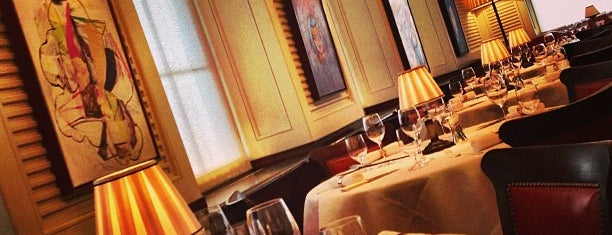 34 Restaurant is one of Guardian & Observer Restaurant Reviews.