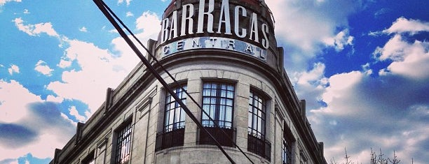 Barracas is one of Lugares Frecuentes.