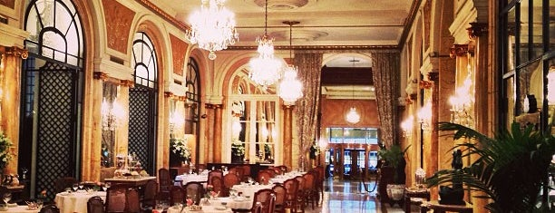 Alvear Palace Hotel is one of @Buenos Aires.