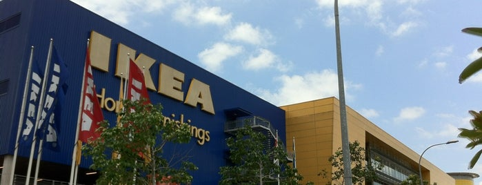 IKEA is one of All-time favorites in Singapore.