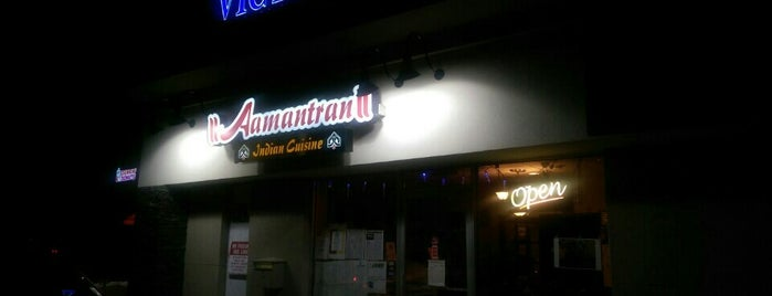Top toms river restaurant for Aamantran indian cuisine