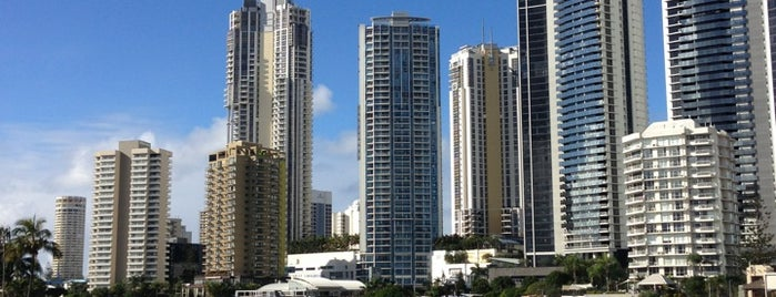 Gold Coast is one of Been there.