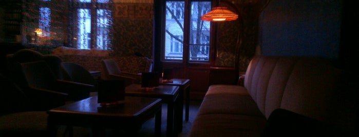 Dachkammer is one of Berlin: Favourite places for a drink.