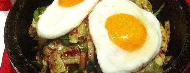 Korean food in Berlin