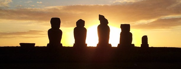 Easter Island is one of Gulliver Twist.