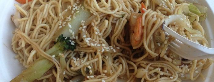 "Asia Food Wok is one of Кафе и рестораны ""Жемчужной Плазы""."