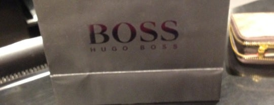 Hugo Boss @DLF Emporio is one of india.